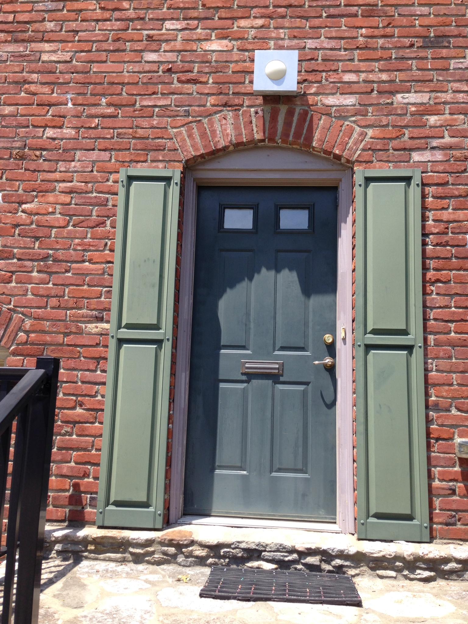 Art Door (Before)