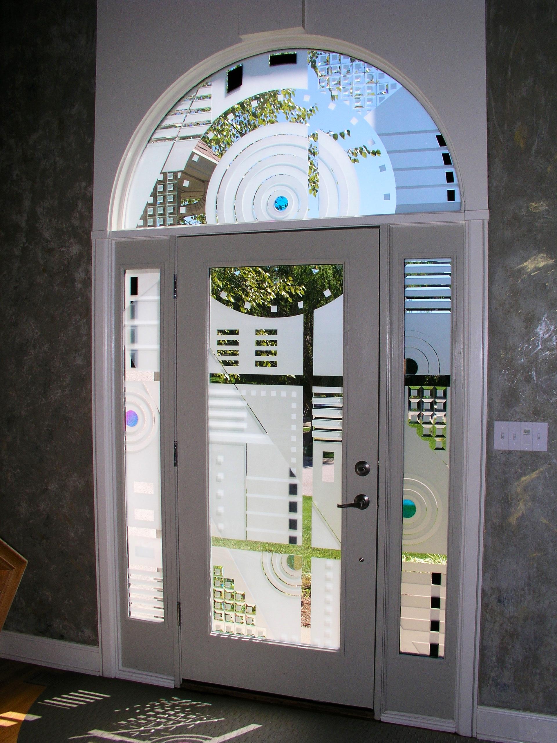 Art Deco Entrance
