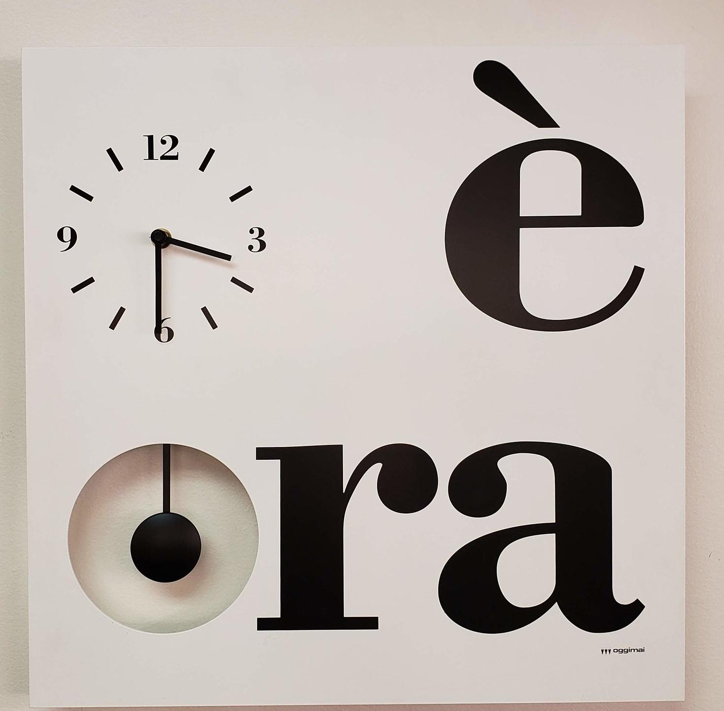 É Ora Clock