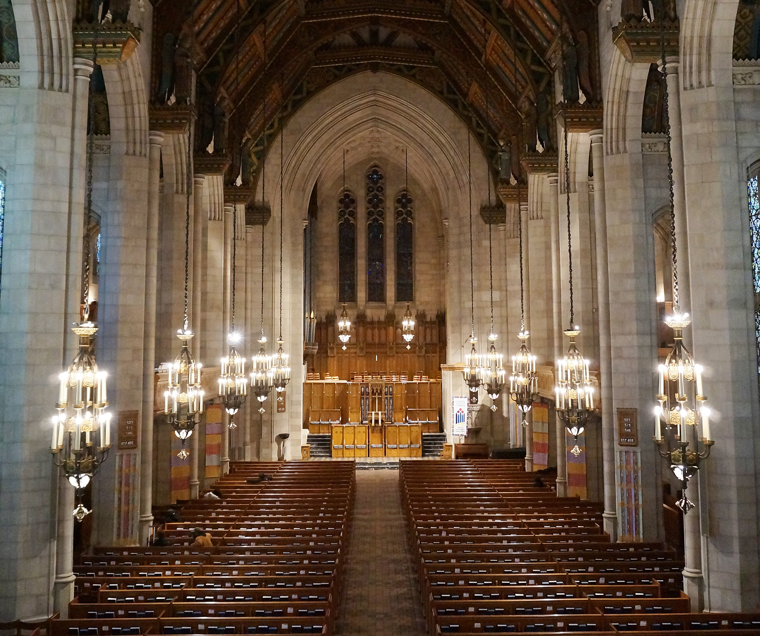 Fourth Presbyterian Church Organ Restoration