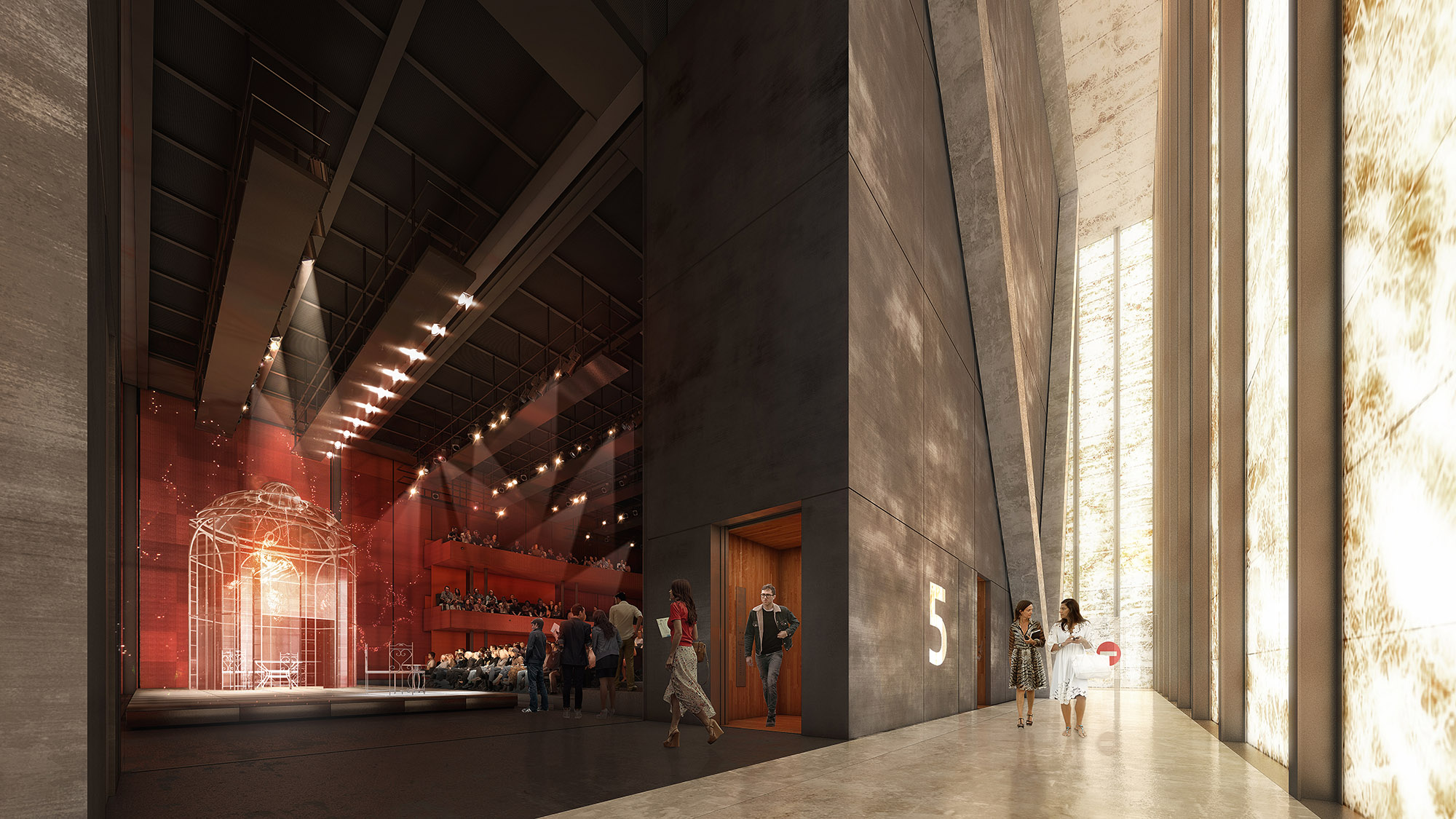 Ronald O. Perelman Center for the Performing Arts at the World Trade Center