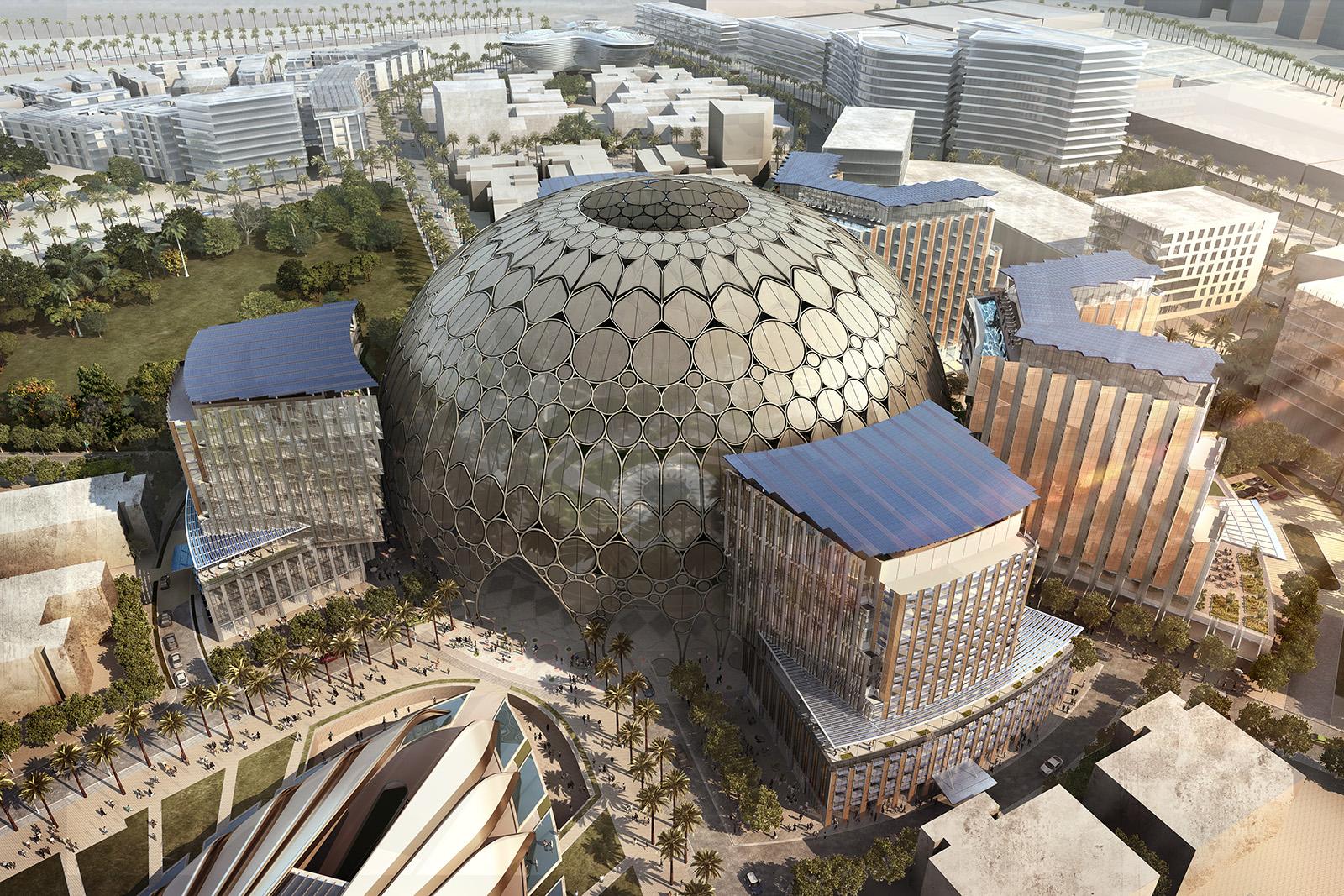 Al Wasl Plaza, Expo 2020