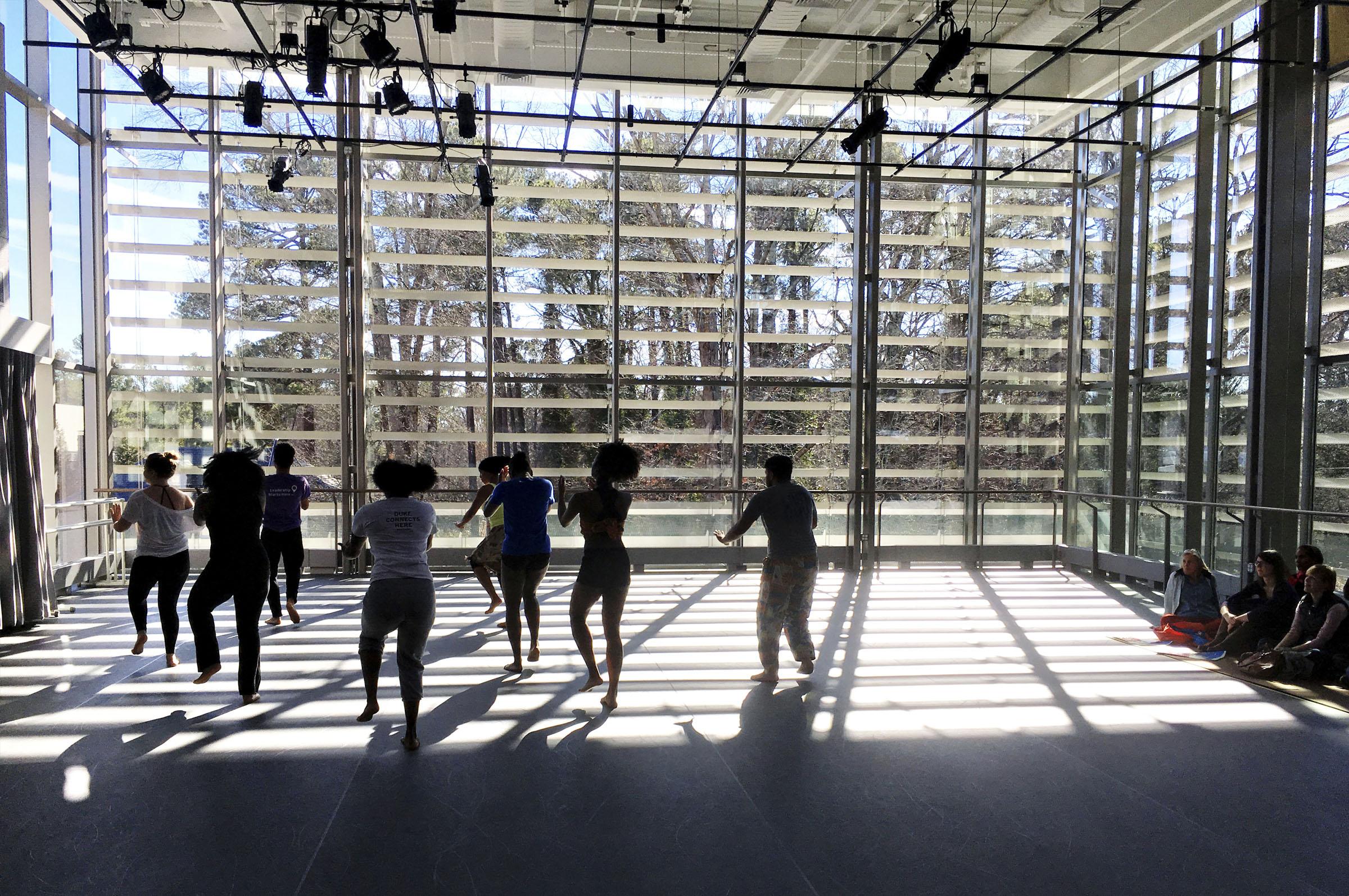 Duke University Rubenstein Arts Center