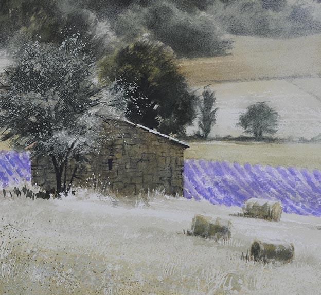 Noon, Provence