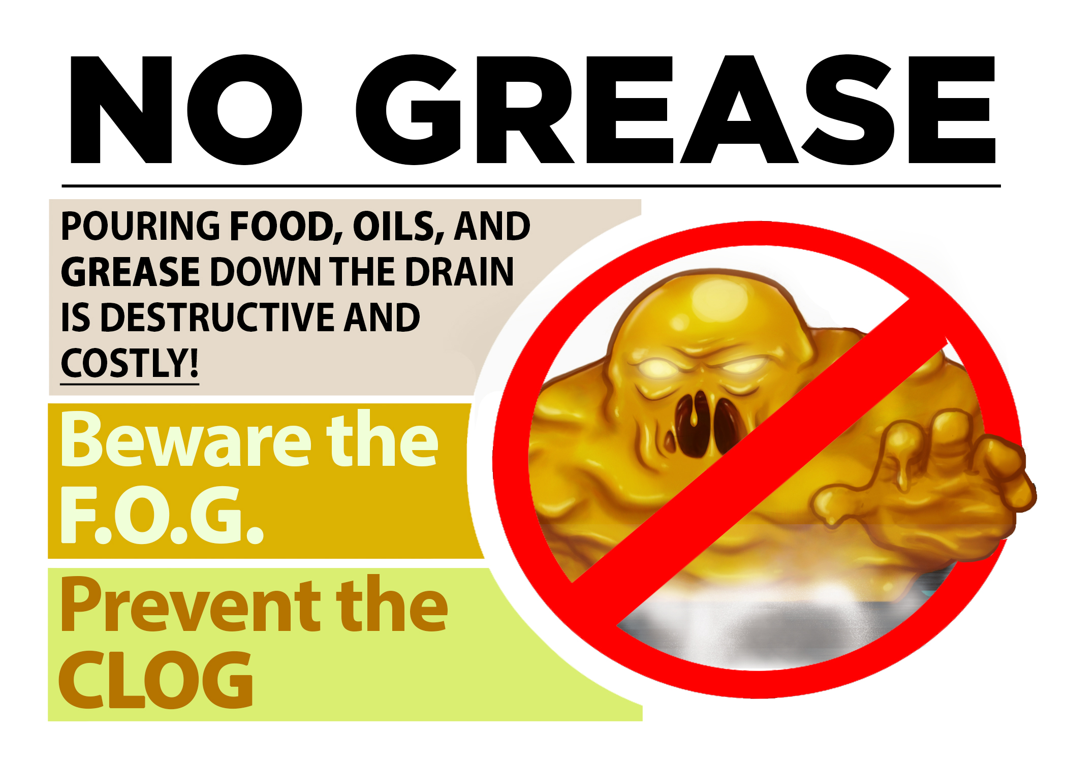 Village of Ruidoso grease and fats recycling program