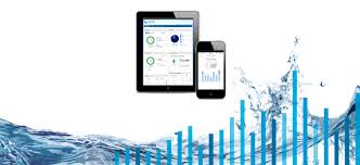 Track your water usage online with EyeOnWater's online tools.
