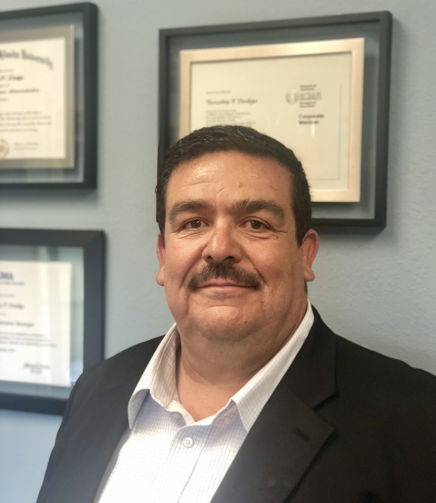 Ruidoso Village Manager, Timothy P. Dodge
