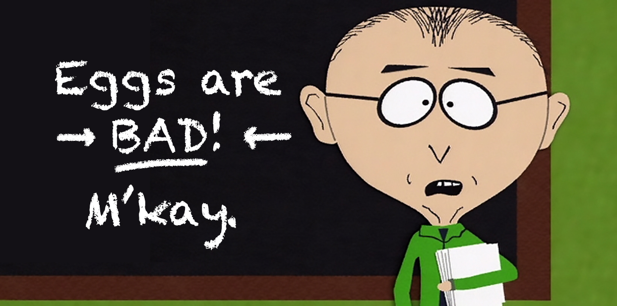 Image: Mr. Mackey, Southpark
