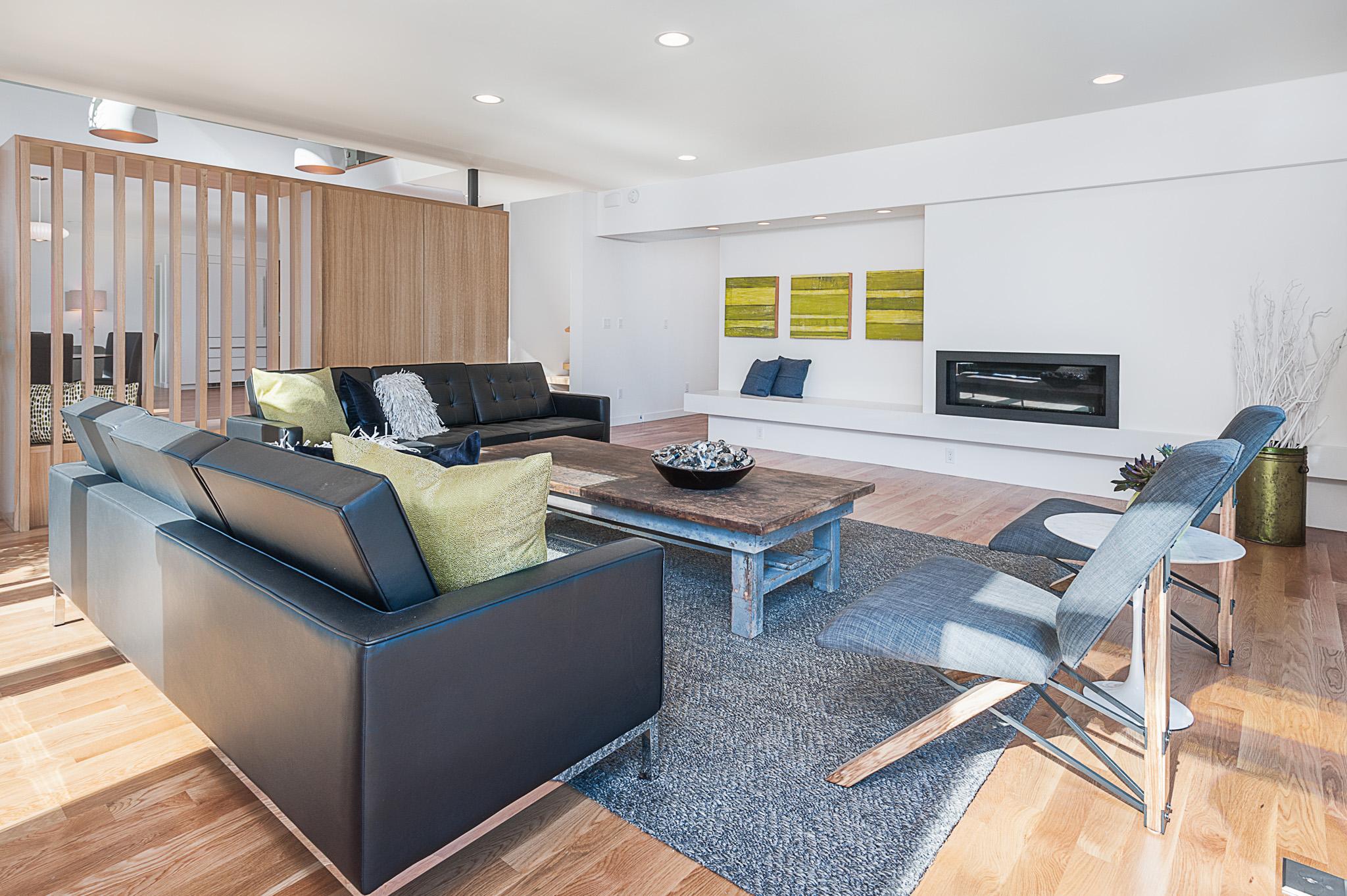 Creative Living Room Design