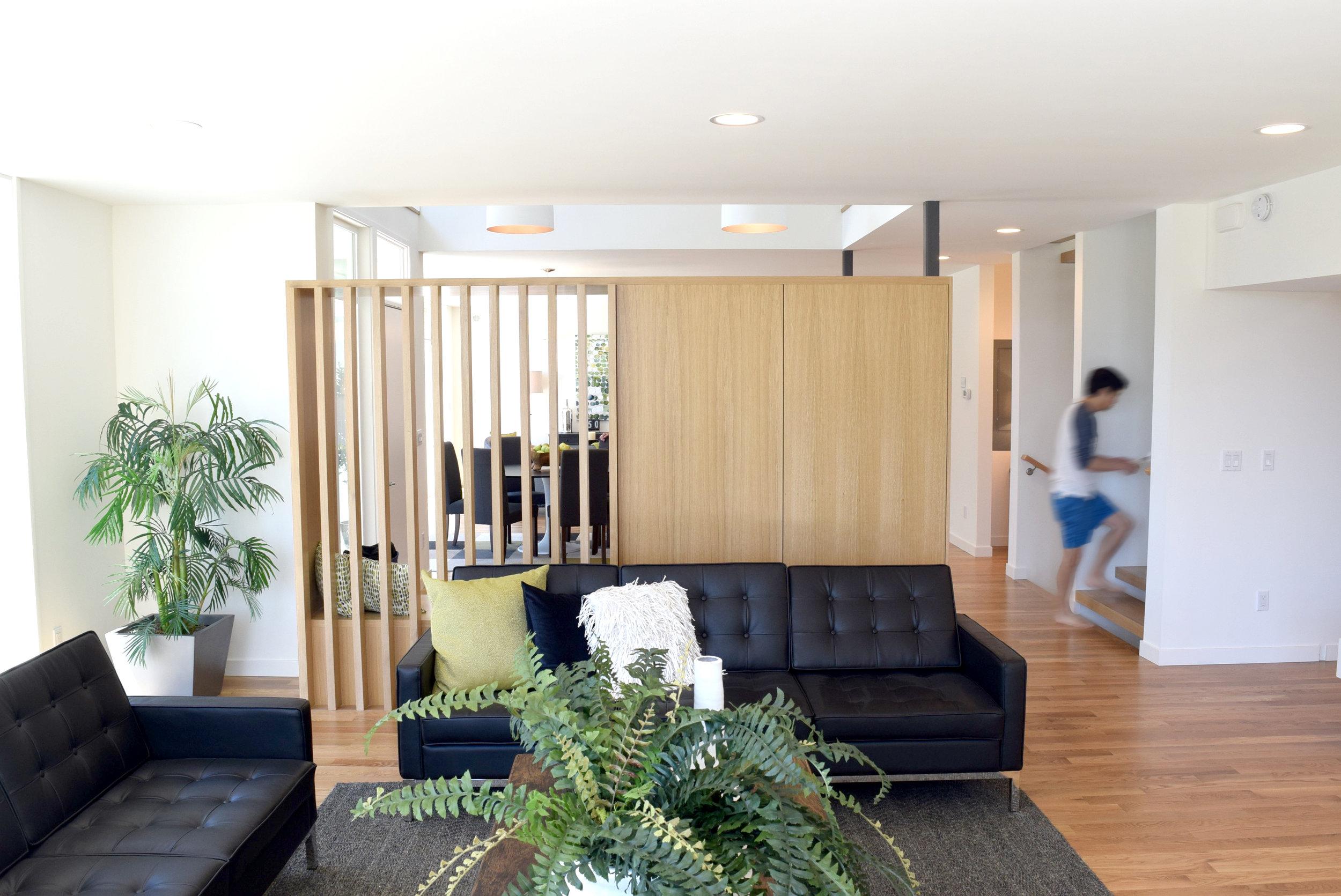 Living Room Screen