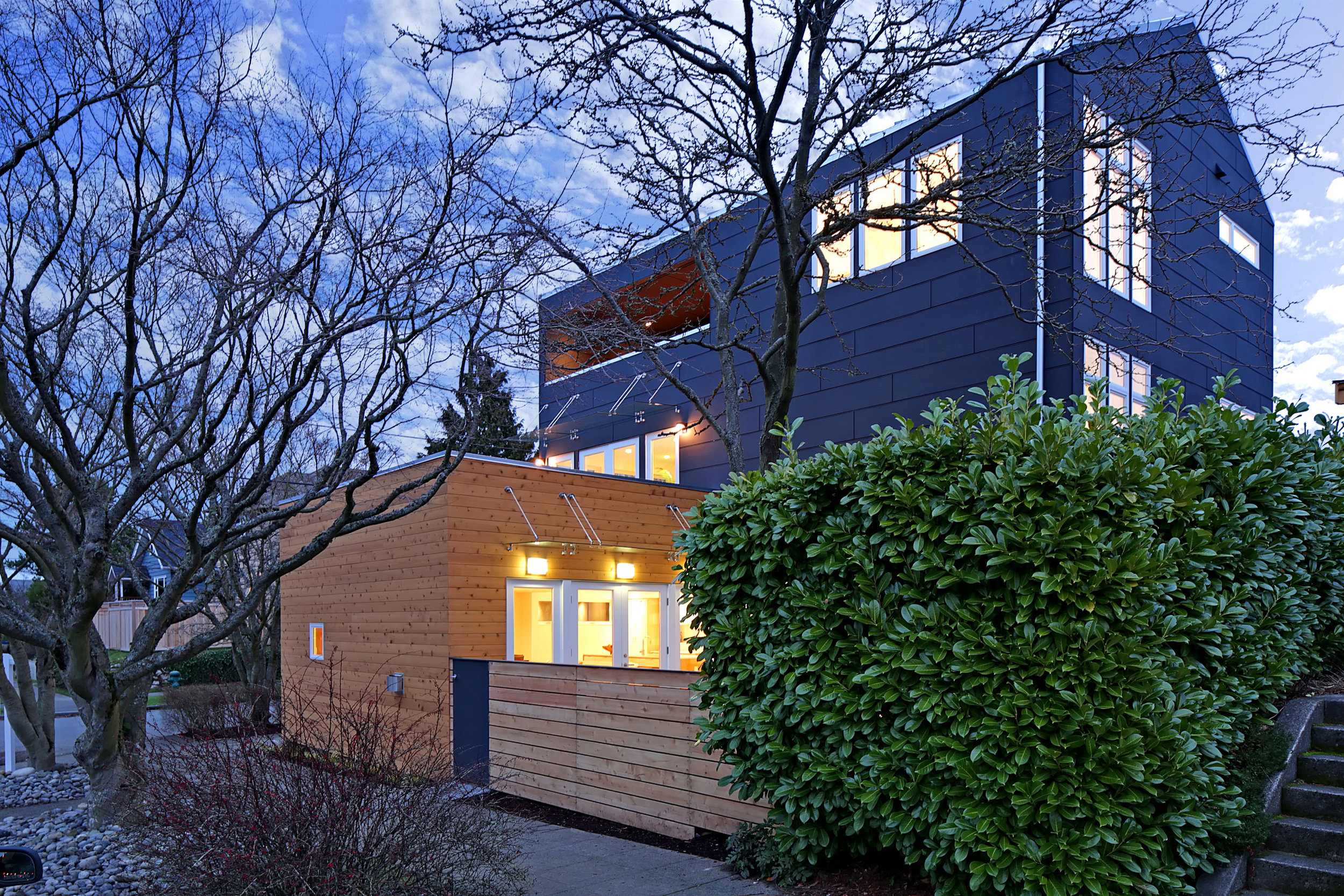 Tangletown Modern Home