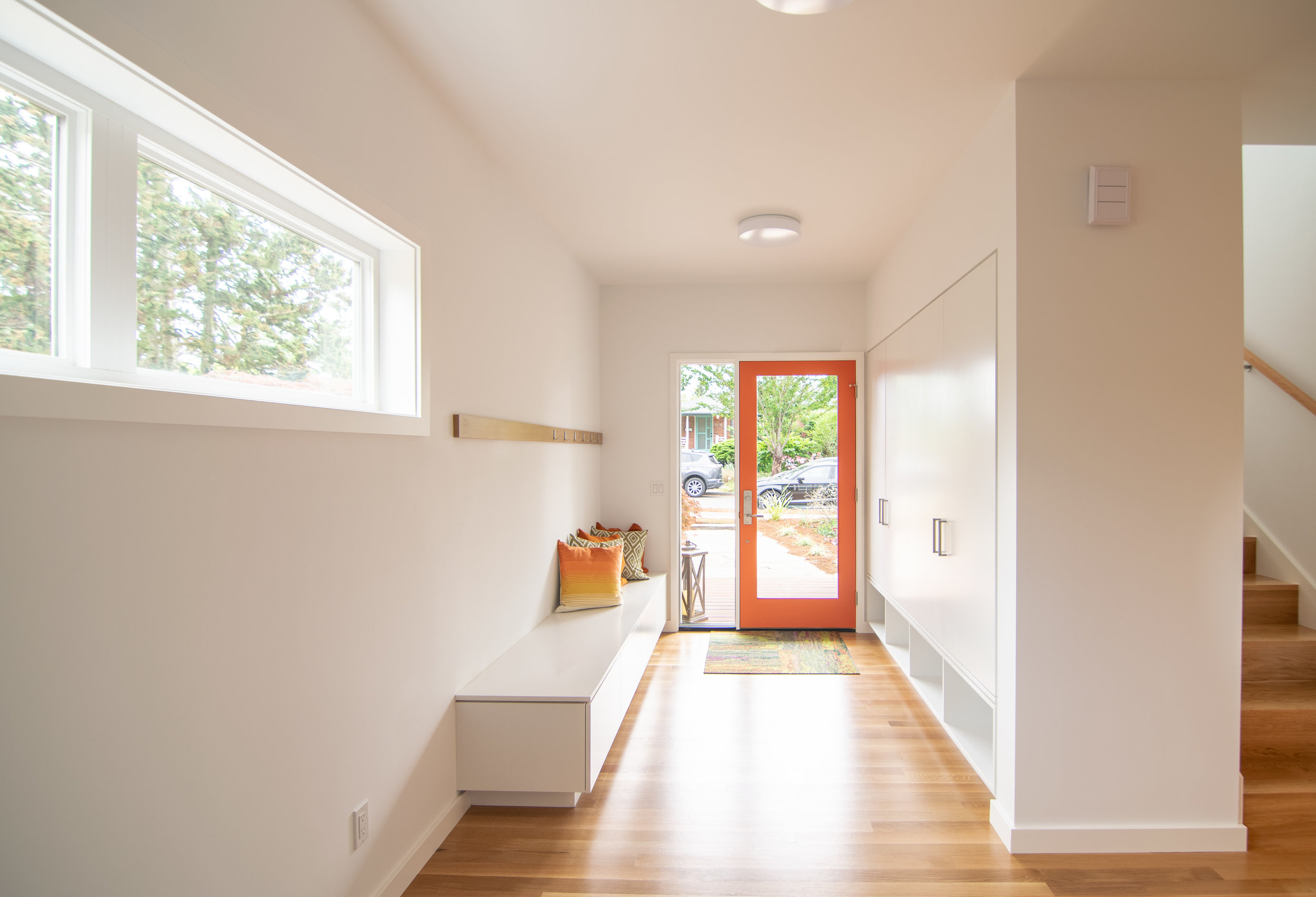 Natural Light Entry