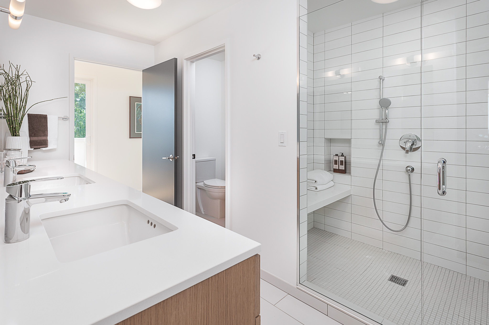 Hawthorne Hills House Master Bathroom