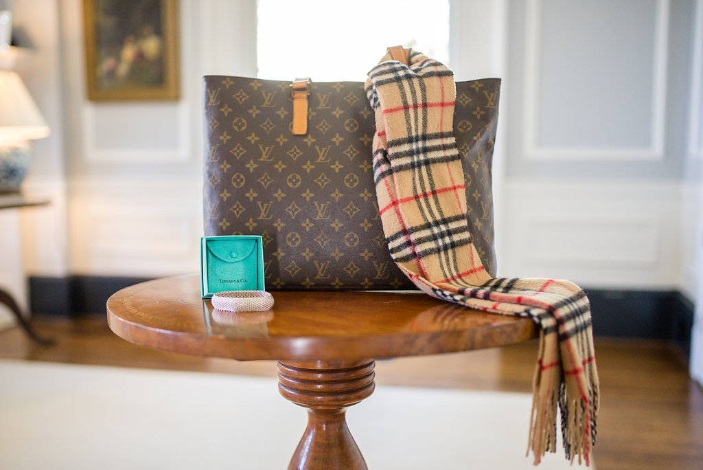 Louis Vuitton Burberry Tiffany