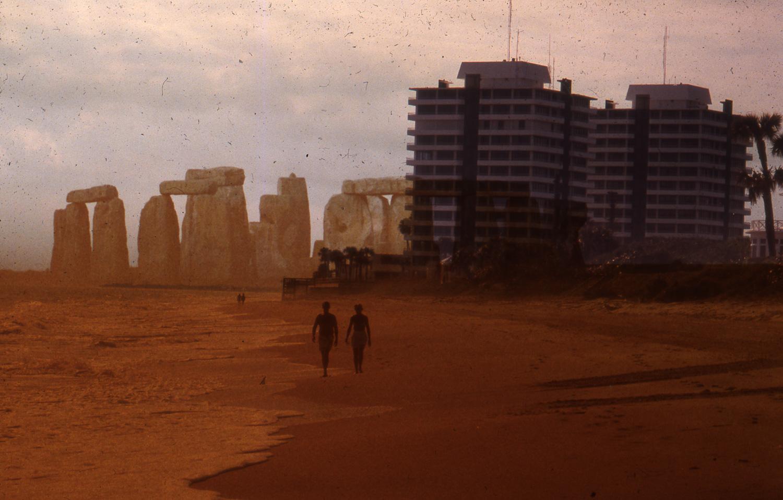 Beach Henge
