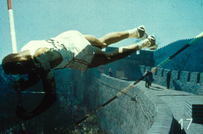 Great Wall Jumping