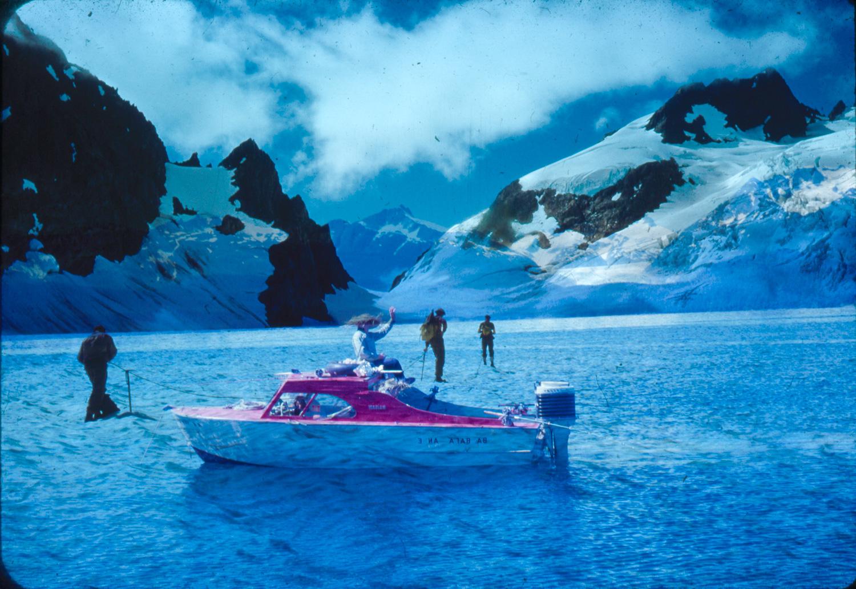 Mountain-top Lake