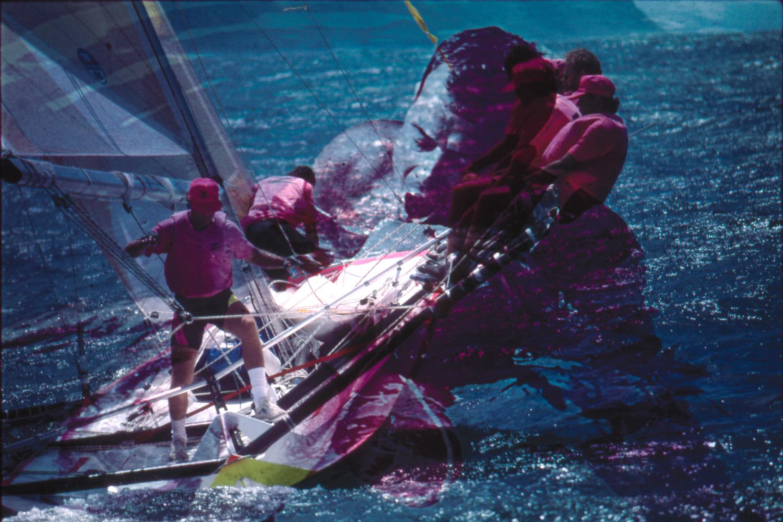 Sailing Incident