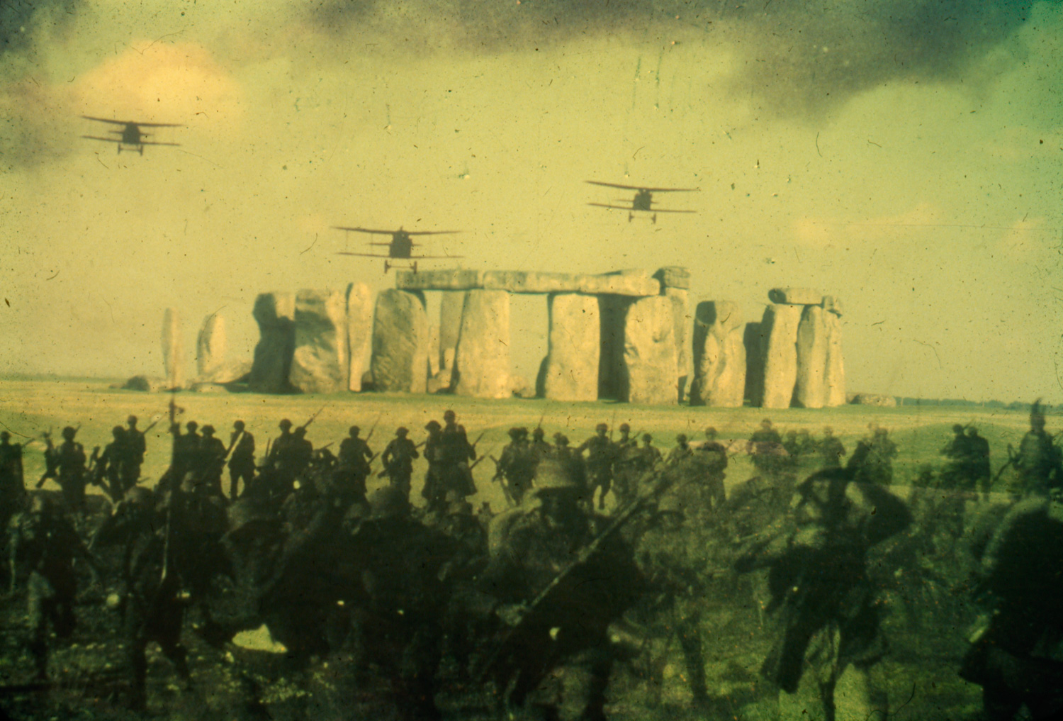 Storming of the Henge
