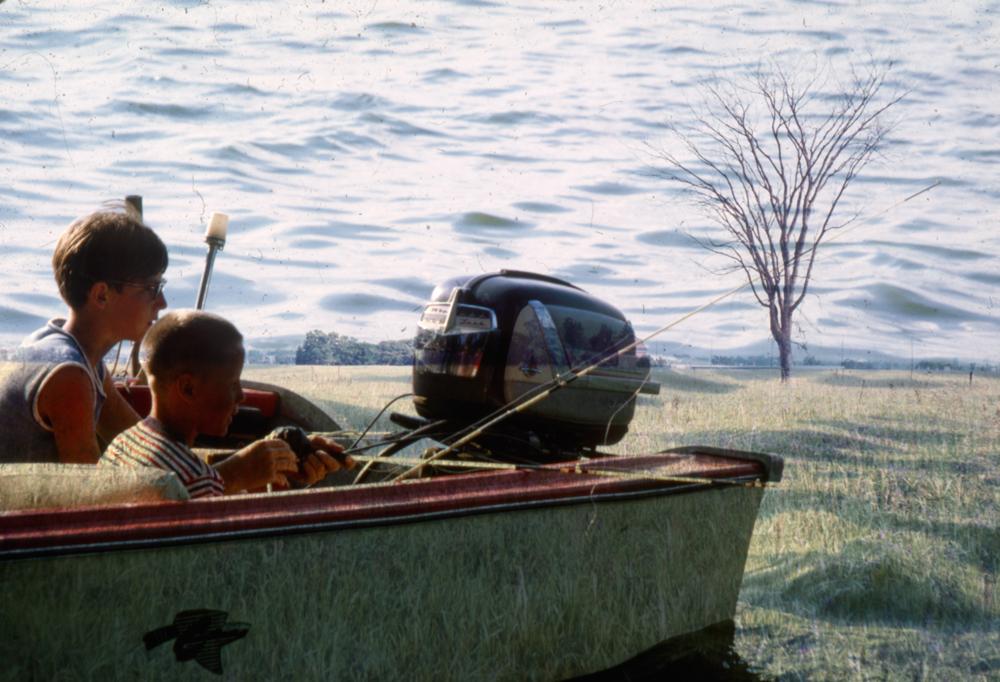 Prairie Fishing