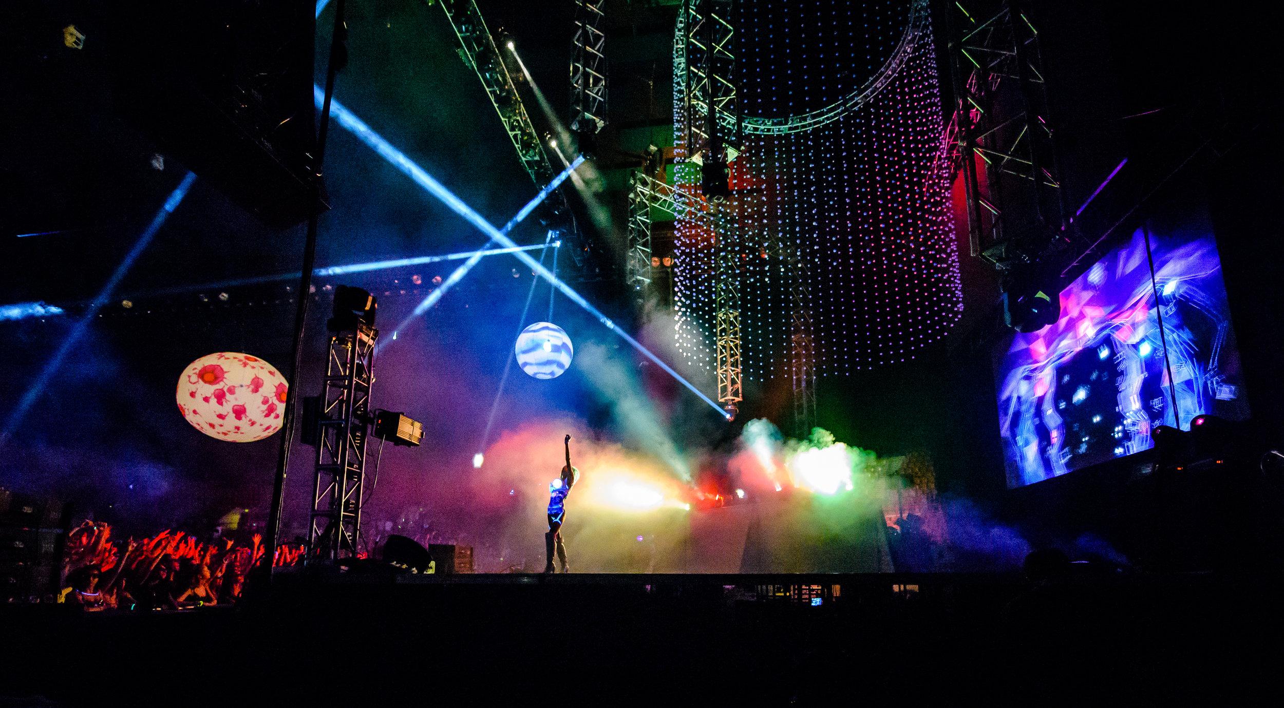 Sky Lab 2013 - Denver Coliseum