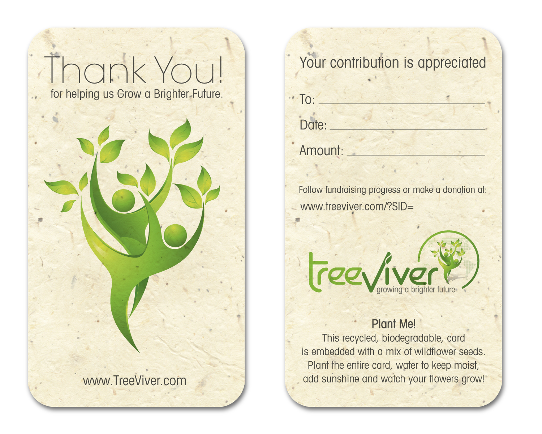 TreeViver - Contribution Receipt