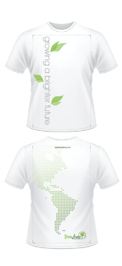TreeViver - T-shirt Design