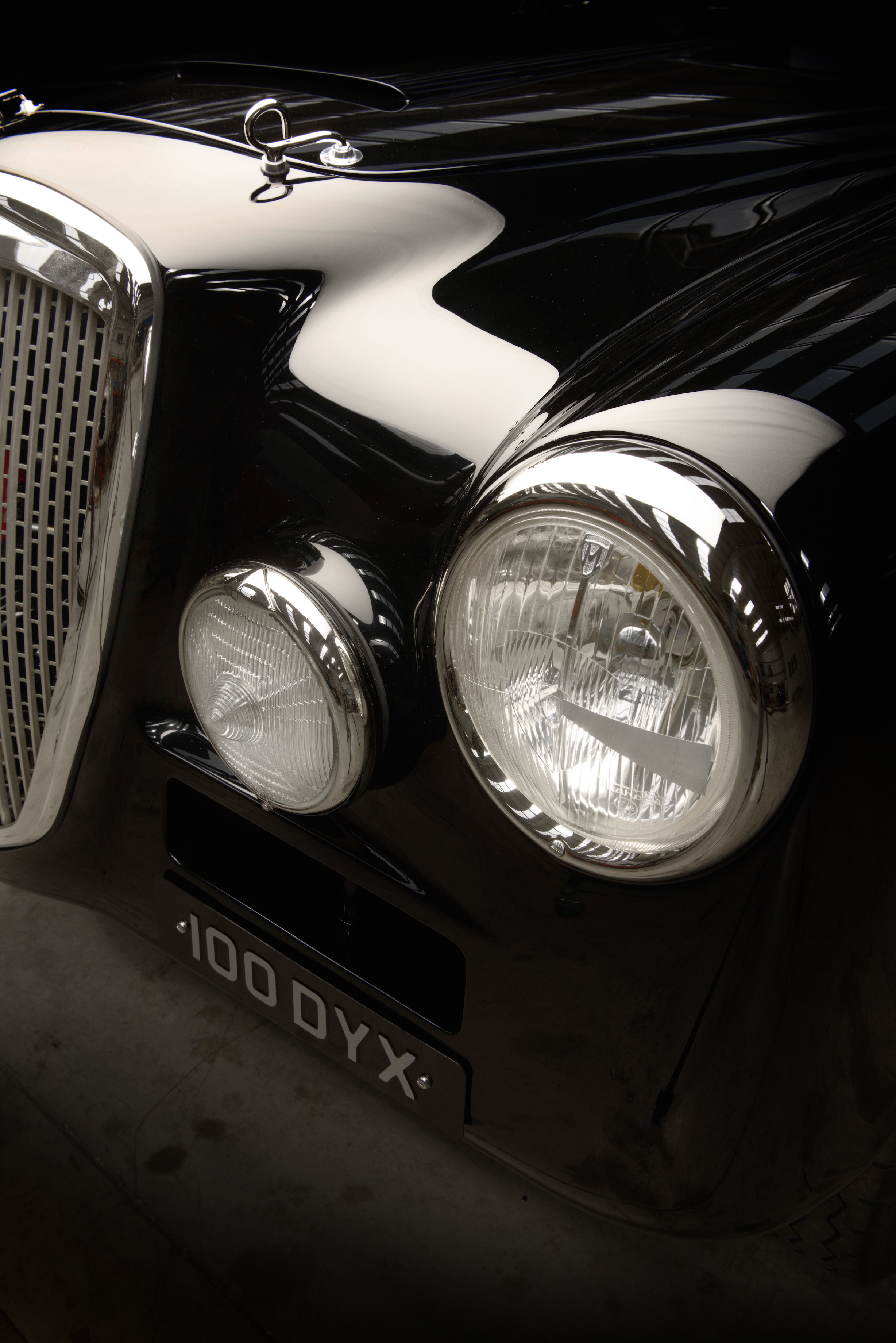 Marchal headlamps and fog lamps