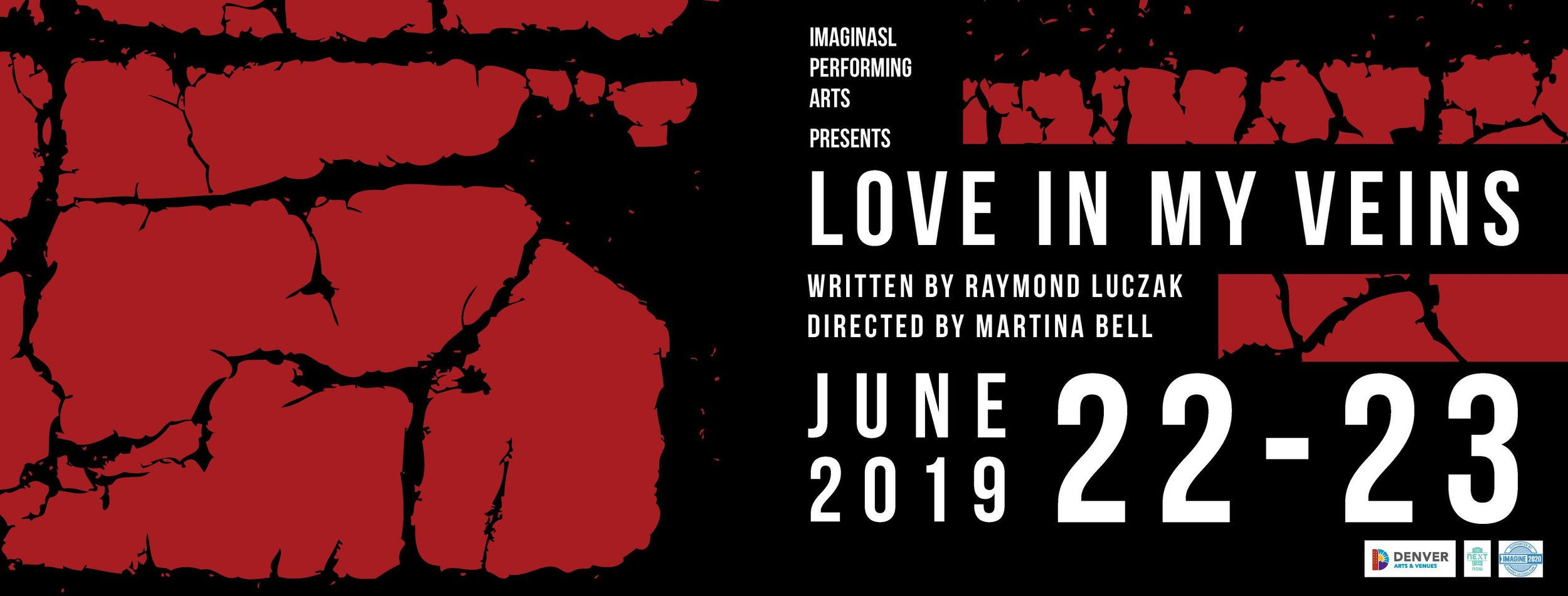 "ImaginASL Presents ""Love in my Veins"""