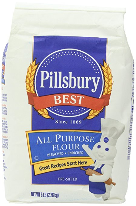 6 cups all-purpose flour