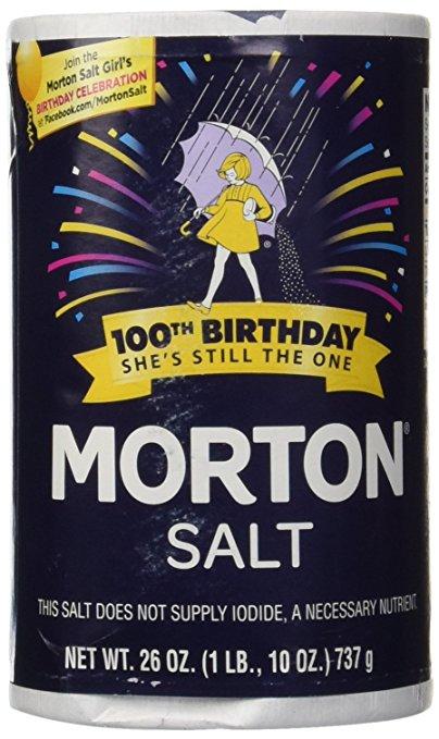 1 tsp salt