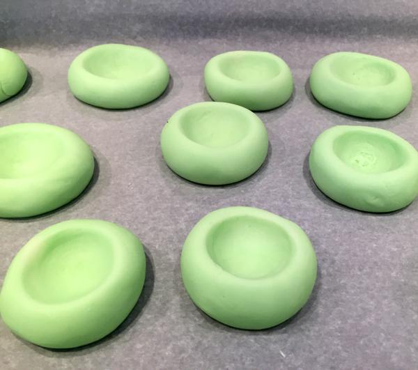 Mint Thumbprints