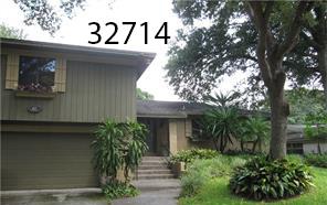 Split level pool home in  Altamonte Springs   4 BR / 2 + 2 half BA - 2,416sf  $289,000   617 Iris St,Altamonte Springs