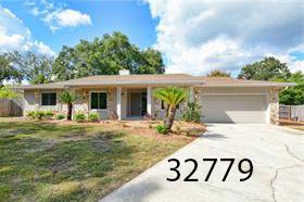Remodeled open floor plan,  Longwood   4 BR/2BA - 1,867 sf  $295,000  2720 Hagen Ct, Longwood