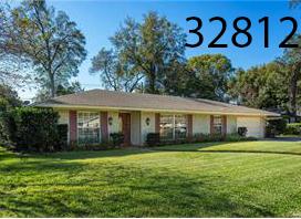 Home with deeded Lake access,  Orlando   4 BR/2 BA - 2,287sf  $295,000   4238 Stonewall Dr, Orlando