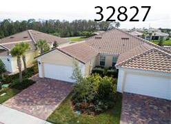 Tile roof home in Lake Nona area  3 BR/2 BA - 1,708sf  $304,500   12300 Pescara Ln Orlando