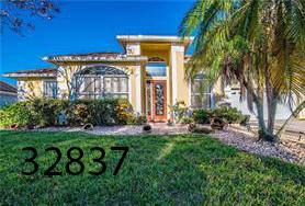 Pool home in Hunter's Creek area,  Orlando   4 BR/3 BA - 2,546sf  $299,900   2829 Hoffman Dr Unit 1 Orlando