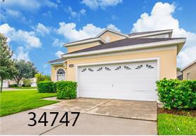 Pool home in gated community,  Kissimmee   6 BR/ 3.5 BA - 2,434sf  $296,000   8171 Sun Palm Dr Kissimmee