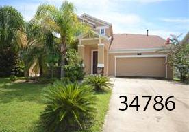Summerlake neighborhood in  Windermere   4 BR/2.5 BA - 2,618sf  $298,000   4925 White Bud Ct Windermere