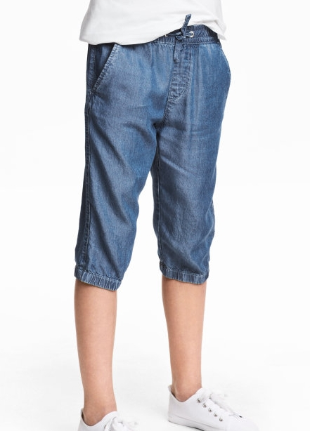 3/4 Length Pull-on Pant- $19.99 H&M