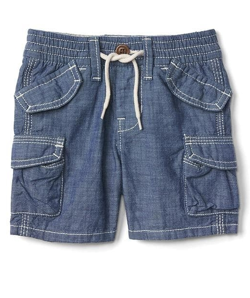Beachcomber Shorts  for Baby- $24.95 Gap