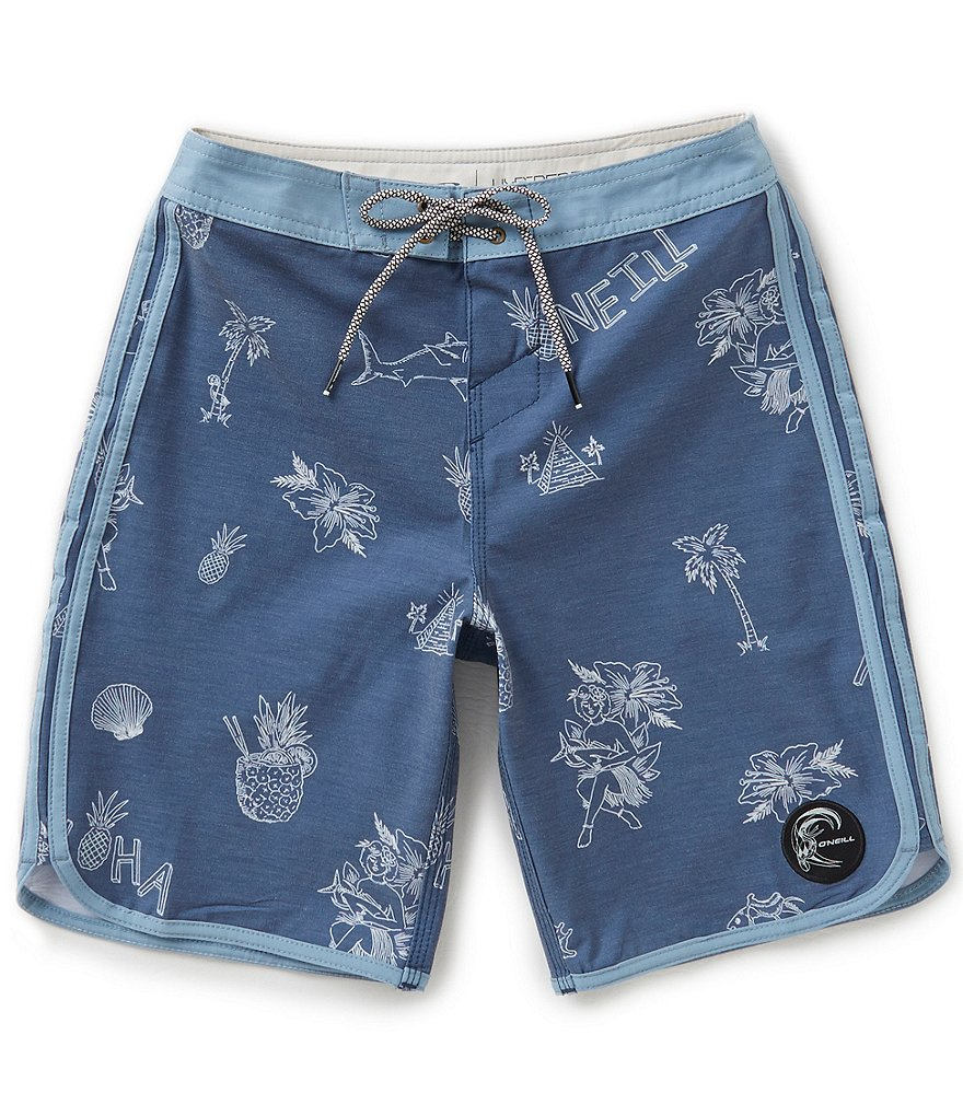 "O'Neill Hyperfreak Braloha Board Shorts - $39.50 Dillard's (16"" Outseam)"