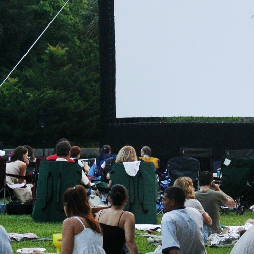 """June 2nd @ 8:30 Movie Night at Leu Gardens, playing """"Arrival"""" PG-13"""