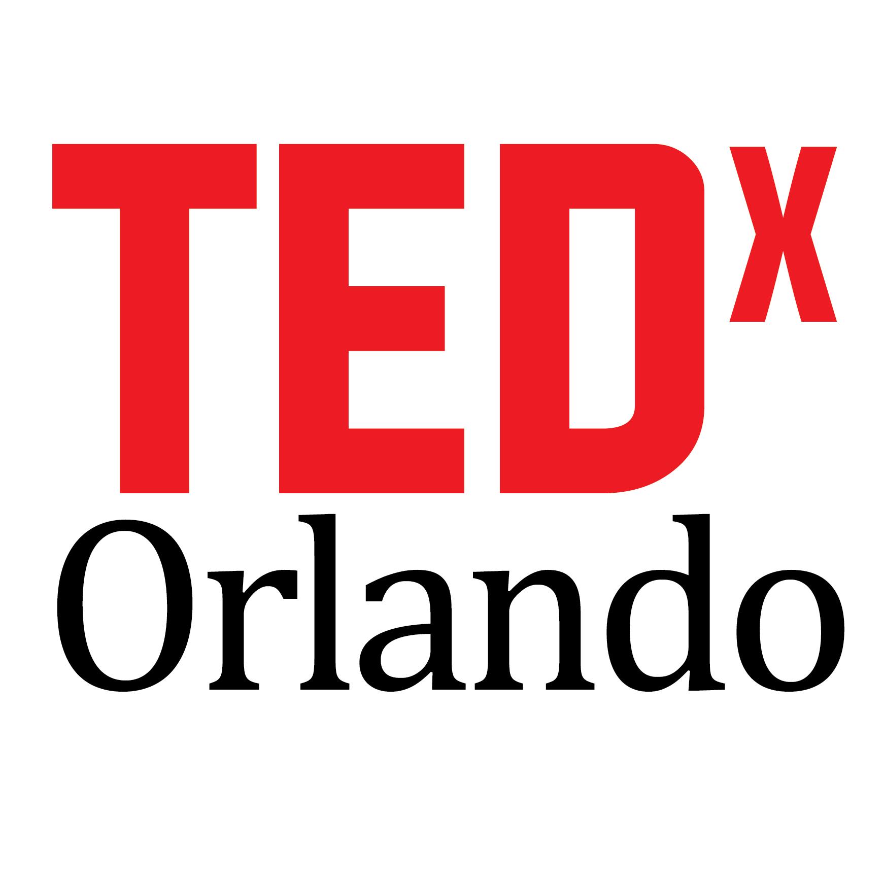 TEDxOrlando  at the Dr Phillips Performing Arts Center, Saturday June 24 @ 2pm