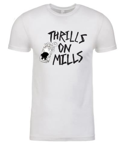 Mills 50 Unisex Tee $17.99