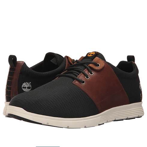 Timberland:you've come a long way, baby! These  'Killington' Oxfords  are reminiscent of a classic saddle shoe while being forward in style. $100