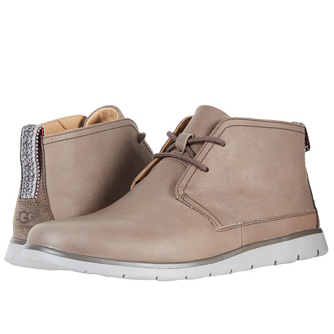 These  UGG Freamon chukka boots  are a fashionable blend of form & function. Waterproof, with an antimicrobial insole- what more could you ask for? $149