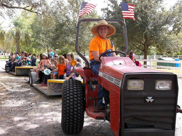 October 14th & 15th, 10am - 4pm   34th Annual Fall Festival at Lukas Nursery- a fun-filled family-friendly weekend - including Hayrides, Pumpkin Patch and more! 1909 Slavia Rd, Oviedo