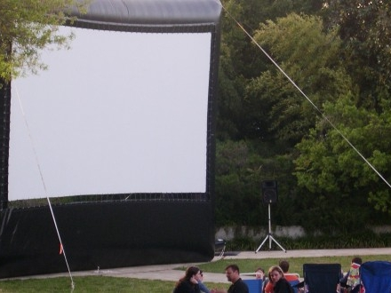October 6th, 6pm     Movie Night at Leu Gardens  - showing   Fantastic Beasts & Where To Find Them  .Enjoy an outdoor movie in a beautiful garden. Blankets or chairs are recommended. You may bring a dinner picnic basket. Alcohol is permitted.Gardens open at 6pm, Movie time at 8pm.Admission: $6 adult, $3 child (5-17 years of age).1920 N Forest Ave, Orlando.