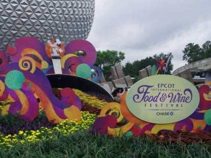 Epcot's 2017  International Food And Wine Festival  continues through November 13th.  So much yum!